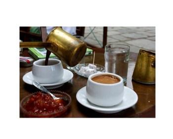 Φλυτζάνι ελληνικού καφέ χαμηλό