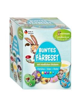 Βαφή αυγών buntes faberset heitmann