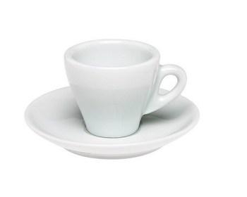 Φλυτζάνι εσπρέσσο λευκό