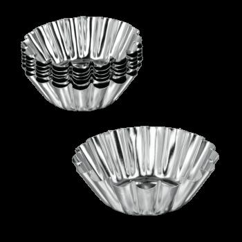 Φορμάκι χαλβά αλουμινίου Ν3