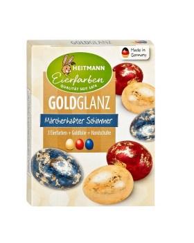 Βαφή αυγών goldglanz heitmann