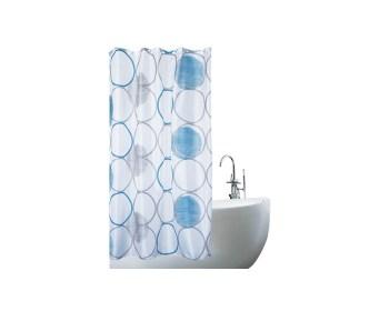Κουρτίνα μπάνιου υφασμάτινη 180x180 IONION 7078