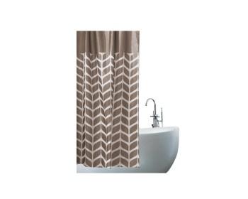 Κουρτίνα μπάνιου υφασμάτινη 180x180 IONION 7083