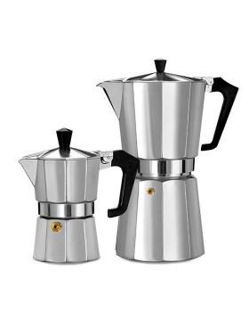 Καφετιέρα αλουμινίου Pezzetti 3 cup italexpress