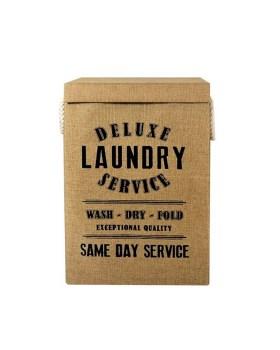 Καλάθι απλύτων πτυσσόμενο Ε-3047 Laundry deluxe