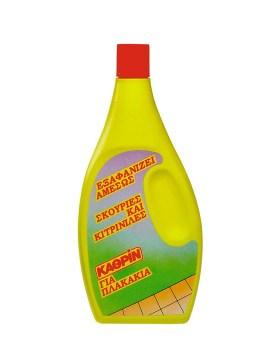 Καθαριστικό για πλακάκια & είδη υγιεινής KATHRIN