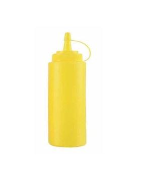 Μπουκάλι μουστάρδας 450ml κίτρινο