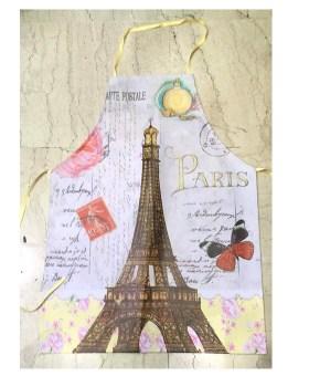 Ποδιά κουζίνας αδιάβροχη Paris