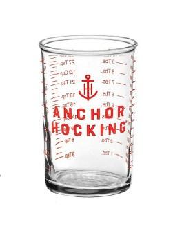 Μεζούρα ποτήρι Anchor