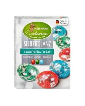 Βαφή αυγών silber glanz heitmann