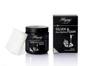 Kαθαριστικός αφρός hagerty silver foam 185gr