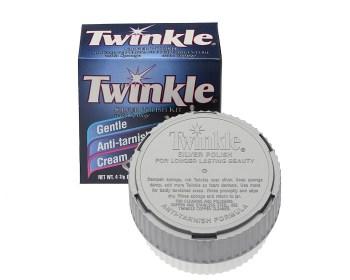Καθαριστικό ασημικών-επάργυρων twinkle
